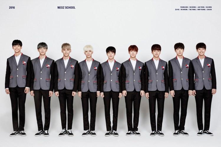韓國男團 SF9   預告即將長久震撼世界的野心,FNC首支唱跳男團出道!