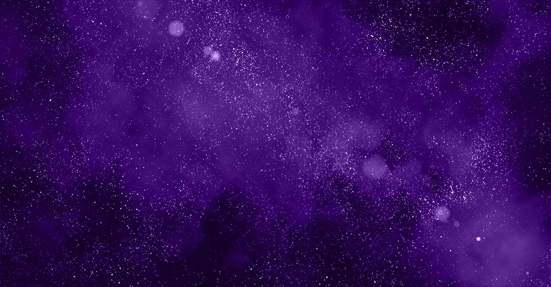 purple starry sky wallpaper