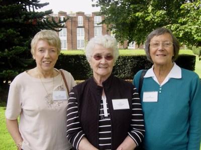 016 Margaret (1961), Ann (1960) & Janet (1961)