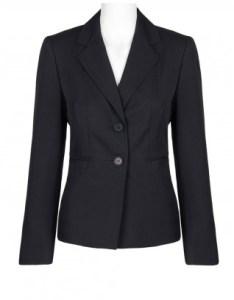 Evan picone notched collar long sleeve bottun gabardine jacket also brands wholesale women   apparel womens rh immediateapparel