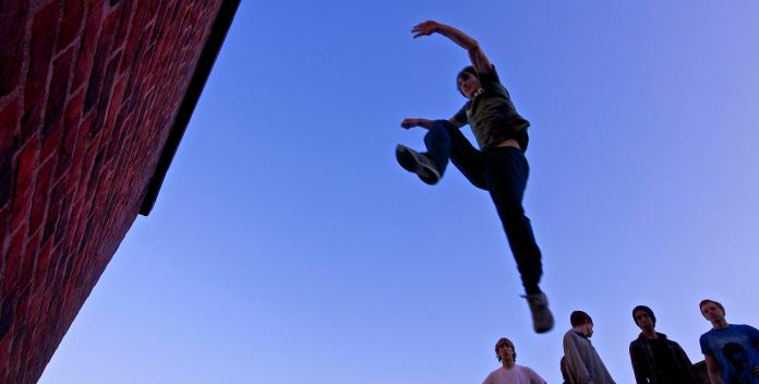 Parkour is not Necessarily the Best Exercise