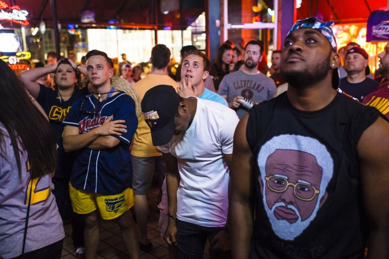 Cleveland Man Laments 'Life Going On' After Cavs Championship
