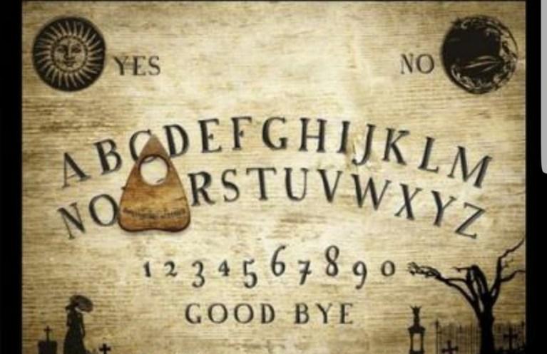 Ouija Safety: Keeping Evil Spirits at Bay.