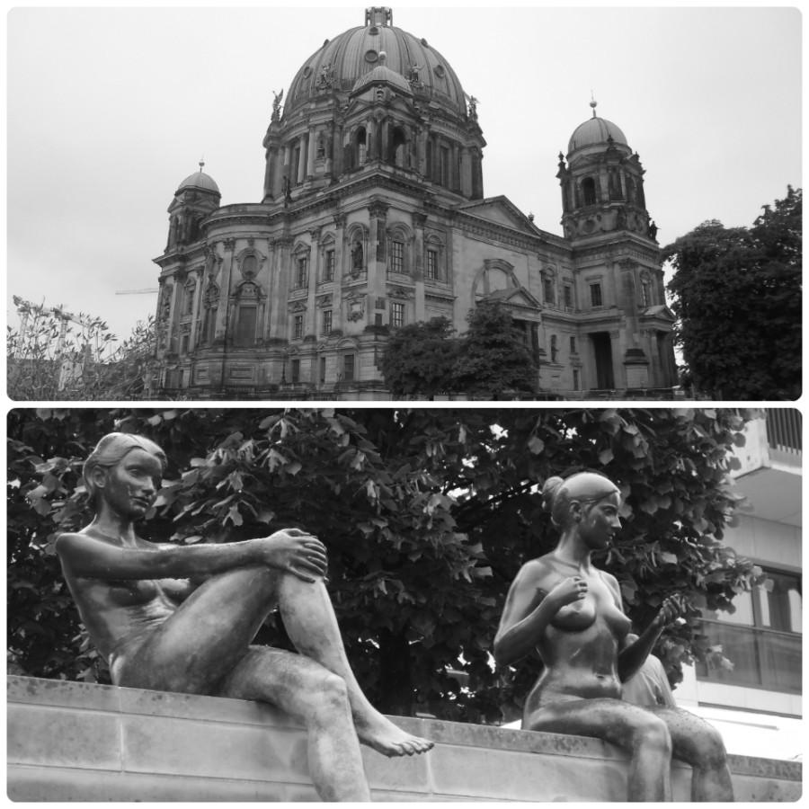 Kontraste in Berlin