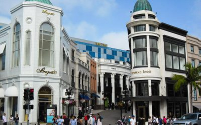Beverly Hills – Let's go to the mall