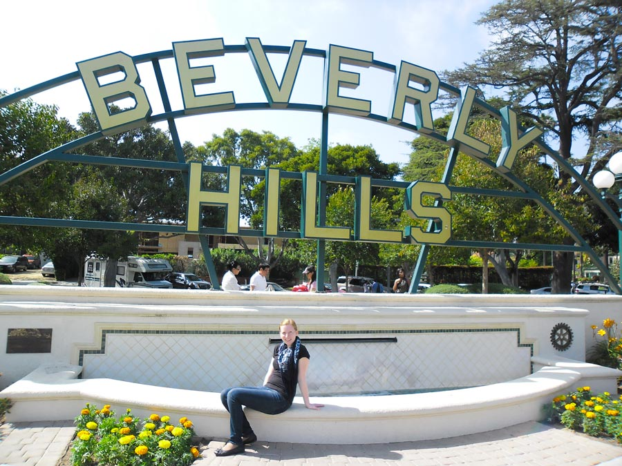 Beverly Hills sign