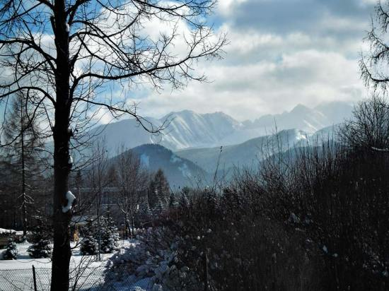 Zakopane Winterurlaub - Berge