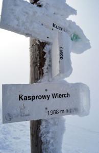 Zakopane - Kasprowy Wierch