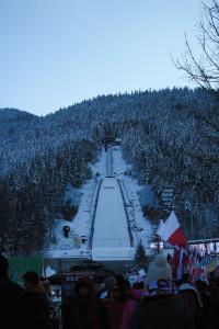 Zakopane Winterurlaub - Skisprungschanze