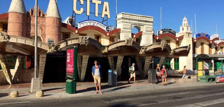 Einkaufszentrum Cita