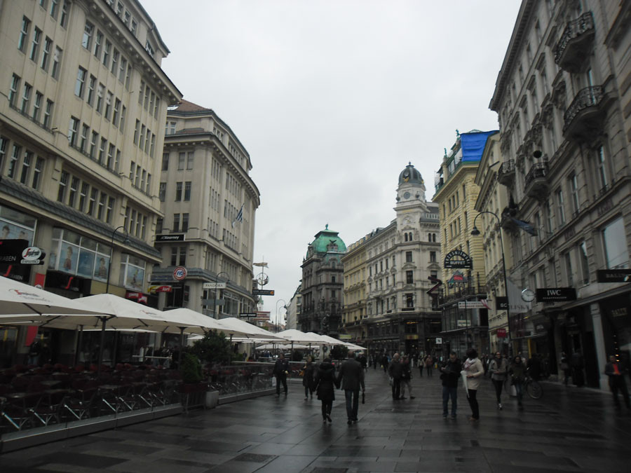 City Center of Vienna