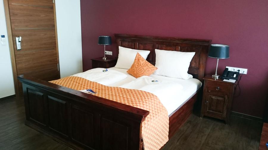 Bettenqualität im River Side Hotel Nordhorn