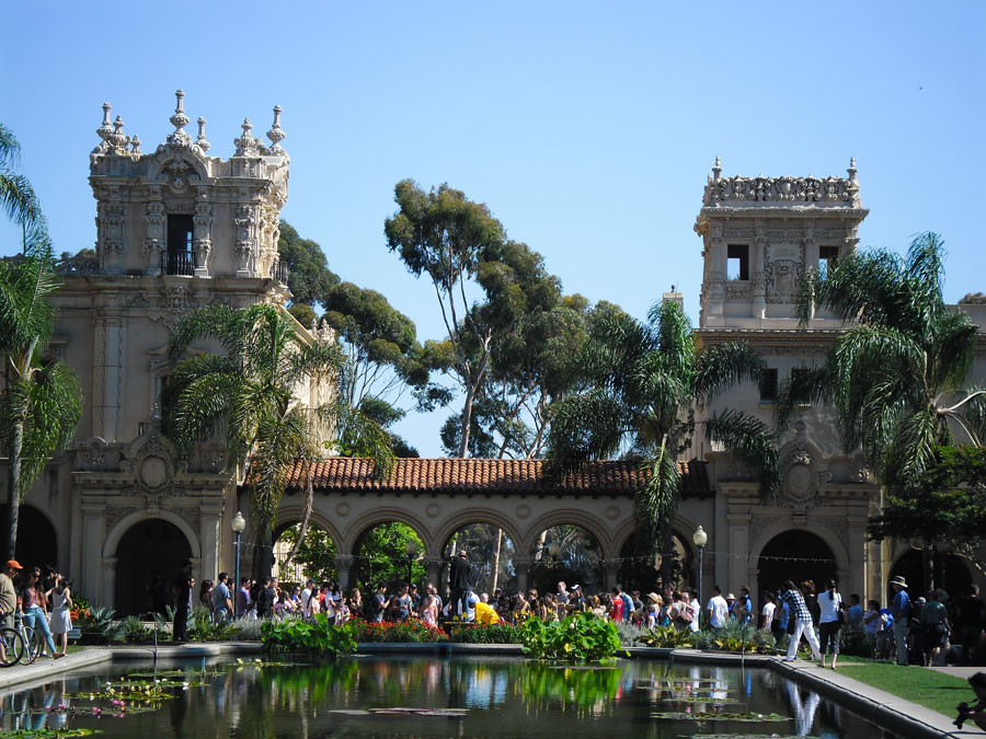 San Diego Highlights - Balboa Park