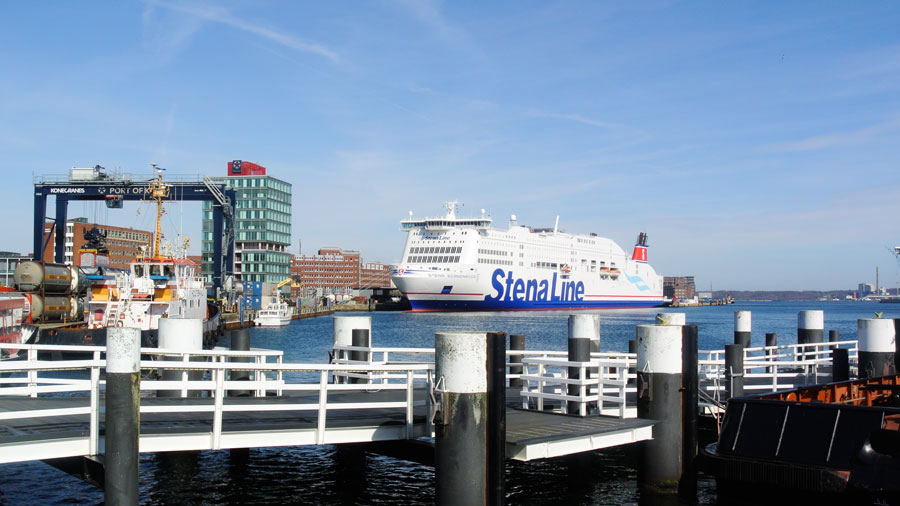 Ostseehafen Kiel