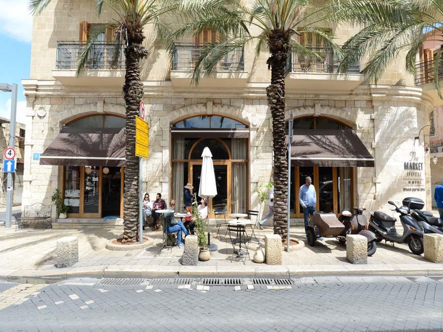 Israel Kurzreise - Market House in Jaffa