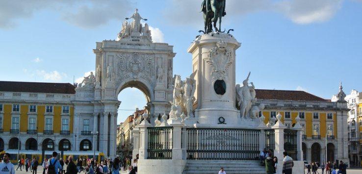 Städtereisen im Herbst - Lissabon