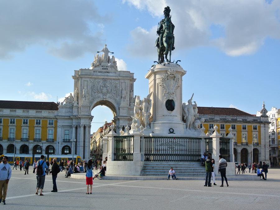 Städtereisen-Ideen - Lissabon