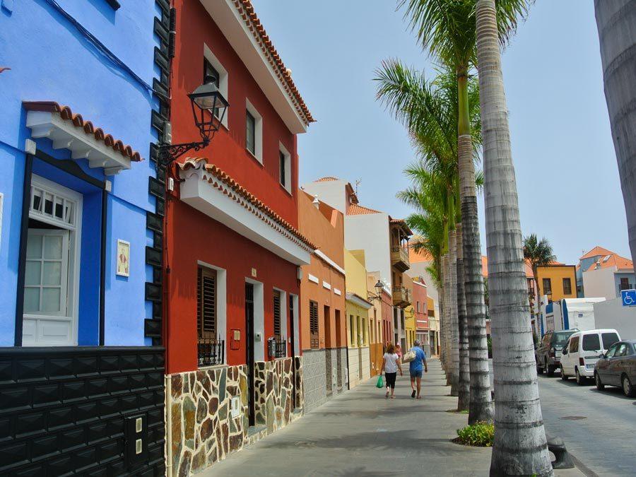 Städtereisen-Ideen - Puerto de la Cruz