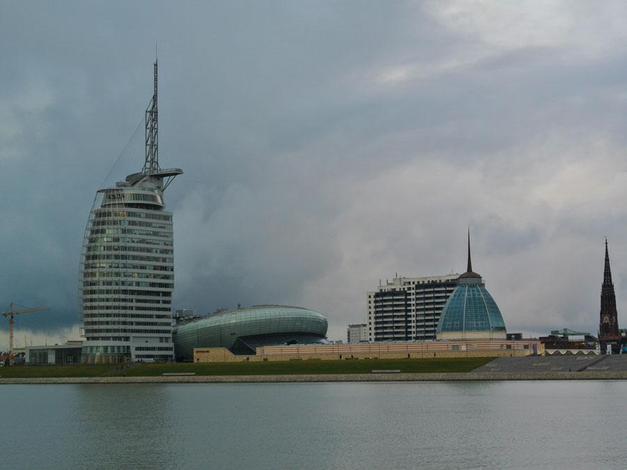 Bremerhaven - die Havenwelten
