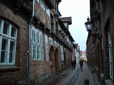 Lüneburg - Gasse