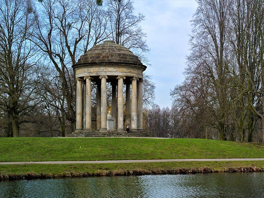 Hannover Georgengarten Pavillion