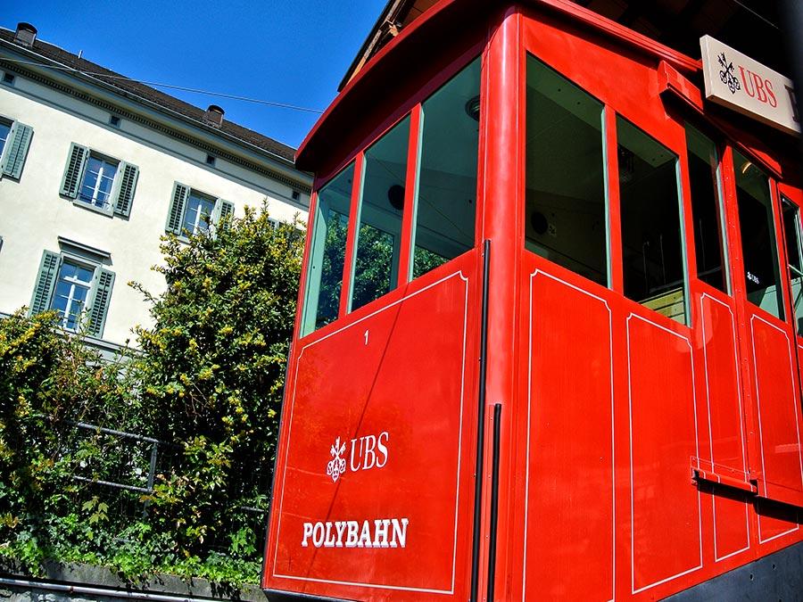 Zuerich nostalgische Tram