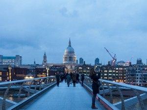 London Millenium Bridge