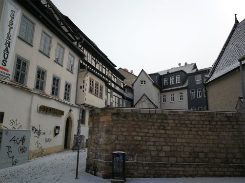 Luther Quartier in Erfurt