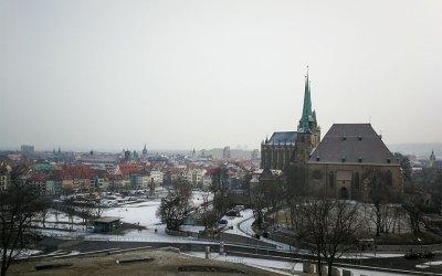 Unterwegs mit dem Huawei P 10 – Erfurt und Weimar