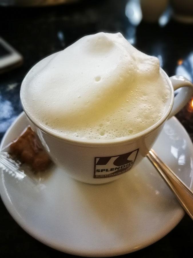 Nahaufnahme: Kaffee in Weimar - Fotoparade 1/2018