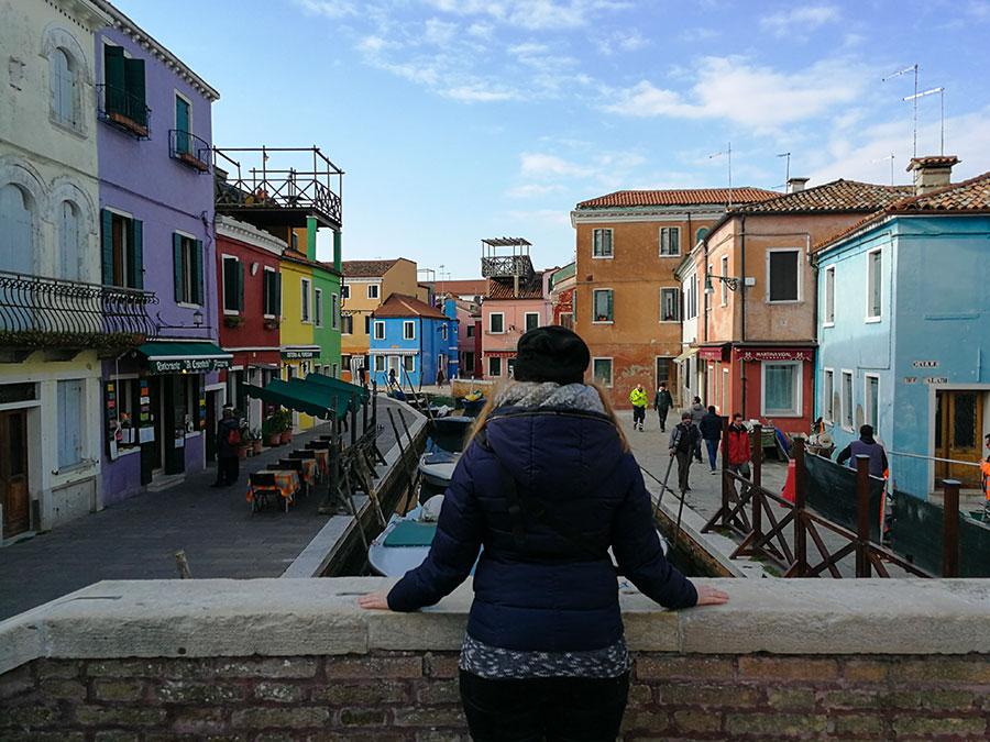 Venedig Burano Lieblingsbild