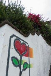 Street-art in in Ponta Delgada