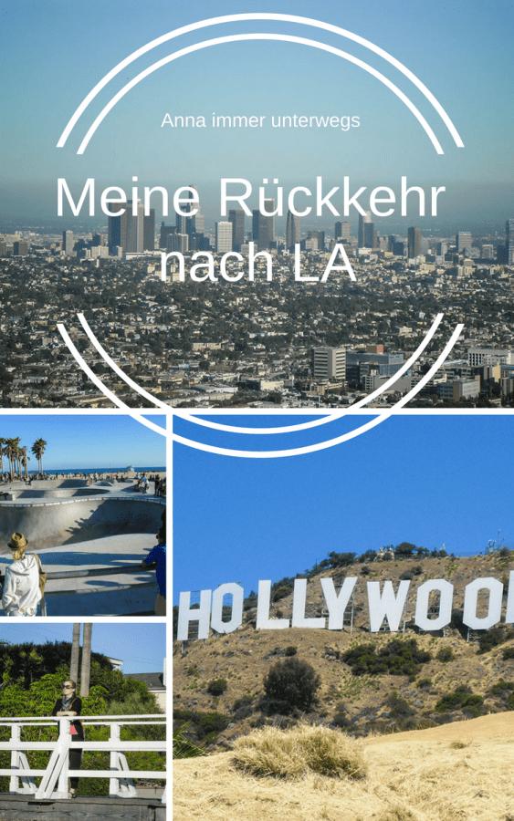 Rückkehr nach LA