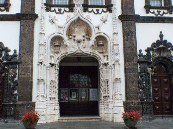 Ponta Delgada Igreja Matriz de Sao Sebastiao
