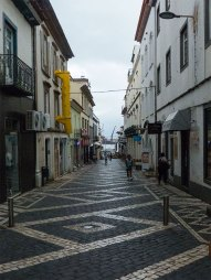 Ponta Delgada Stadtansicht