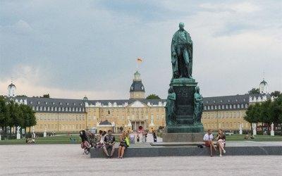 Ein Wochenende in Karlsruhe – Schlosslichtspiele und Kulinarisches [Werbung]