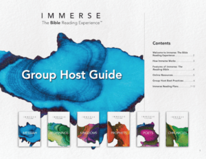 Immerse Group Host Guide Thumbnail