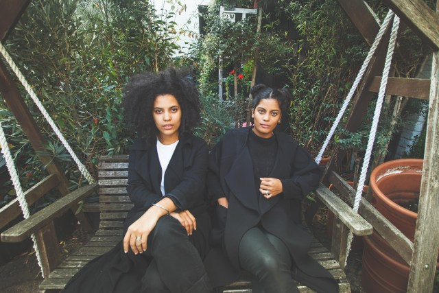 Ibeyi - XL Recordings, London, 22/09/14 | Photo by Wunmi Onibudo