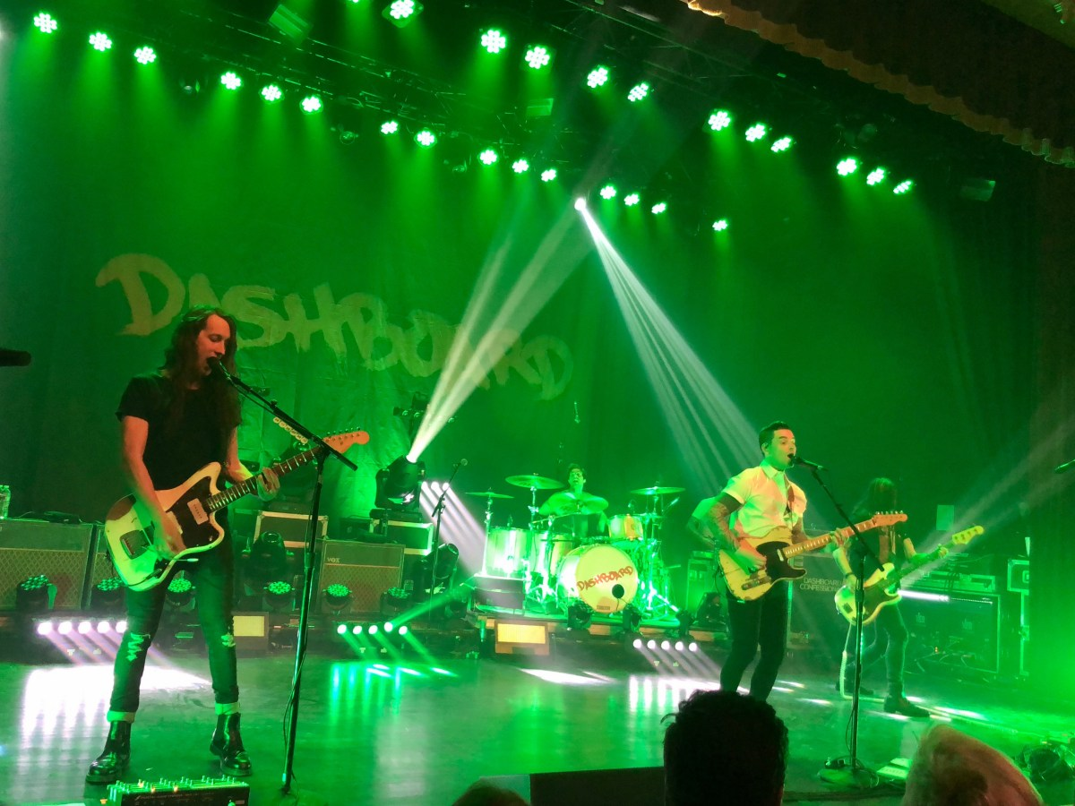 Dashboard Confessional w/ Beach Slang and Kississippi-Live at Buckhead Theater