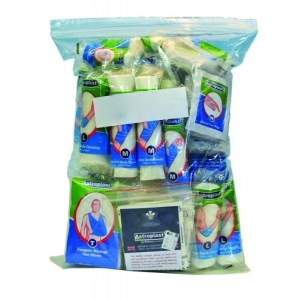 Immerse Supplies first aid kit refill