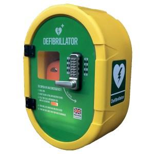 DefibSafe2 Locked External AED Cabinet