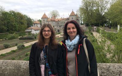 Nadine et Senata – Zurich