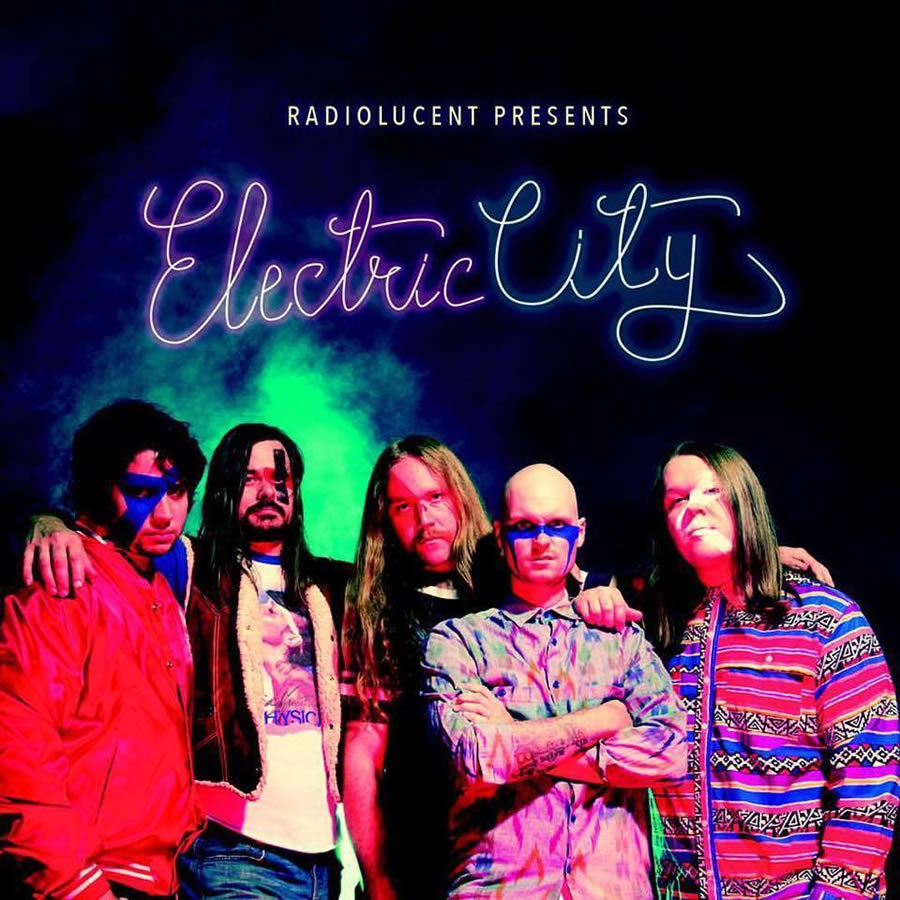 Radiolucent - Electric City