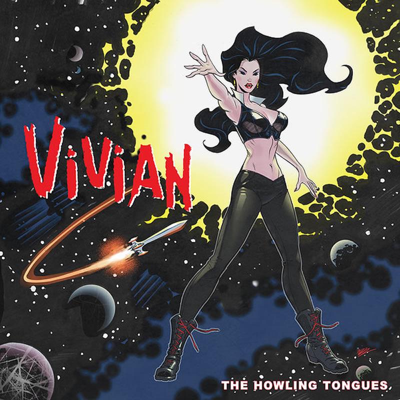 The Howling Tongues - Vivian