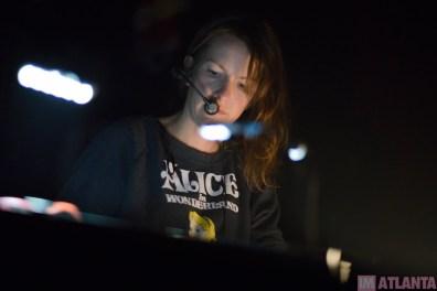 Kaitlyn at the Buckhead Theatre