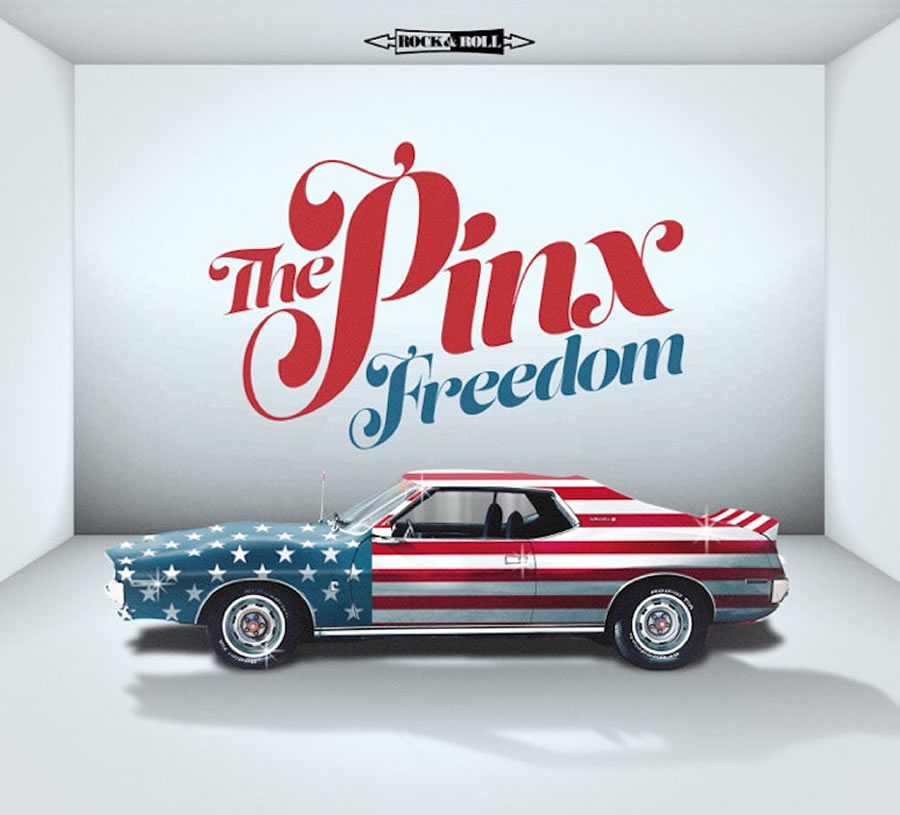 The Pinx - Freedom