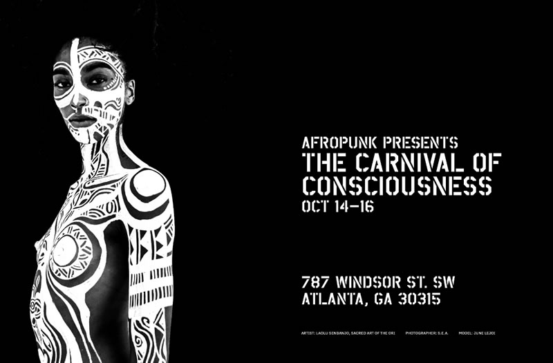AFROPUNK: The Carnival of Consciousness