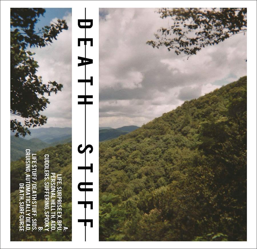 Death Stuff - LP