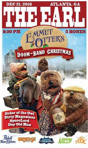 Emmet Otter's Doom-Band Christmas