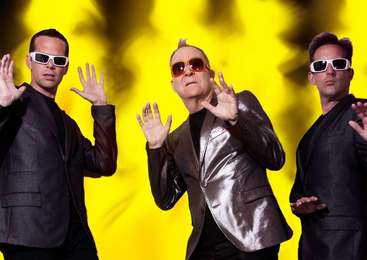 Fred Schneider and the Superions